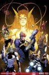Capa de Guardians of the Galaxy #5, de Sara Pichelli