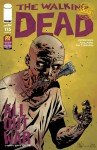 Capa alternativa de The Walking Dead # 115