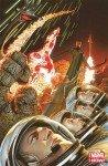 Fantastic Four # 2, capa de Alex Ross