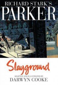Capa de Parker Slayground