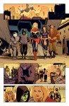 Página de Captain Marvel # 1