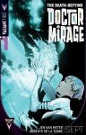 The Death-Defying Dr. Mirage # 1