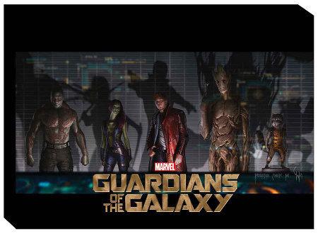 Guardiões da Galáxia - conheça a história do grupo nas