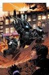 Página de Avengers # 35