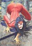 Spider-Woman # 1, de Milo Manara