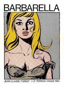 Barbarella, edição de 1964