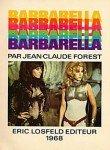 Barbarella, edição de 1968
