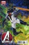 Avengers World # 1