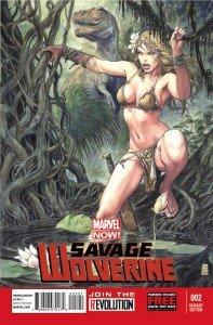 Savage Wolverine # 2