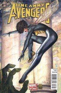 Uncanny Avengers # 8