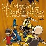 Magias & Barbaridades - O tomo de Edmund