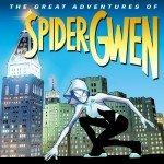 Spider-Gwen # 1, de Humberto Ramos
