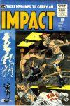Capa da revista Impact # 5