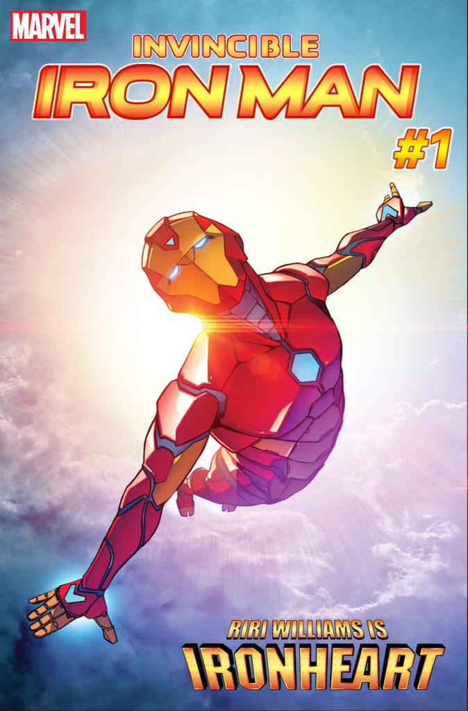 Invincible Iron Man # 1