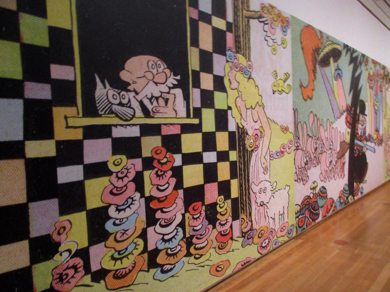 Exposição Pioniere des Comic