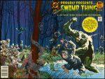 Monstro do Pântano, de Bernie Wrightson