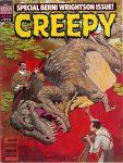 Creepy - especial Bernie Wrightson