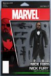 Nick Fury # 1, variante Toy