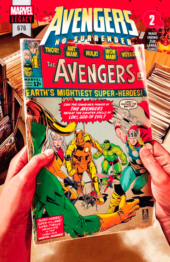 Avengers - No Surrender # 2