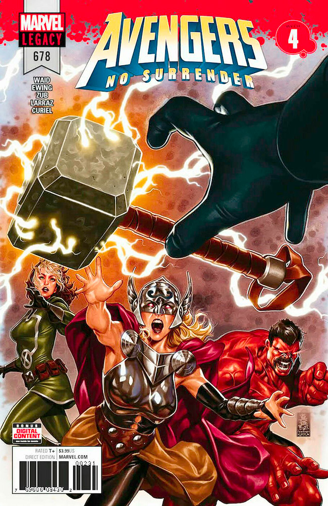 Avengers - No Surrender # 4