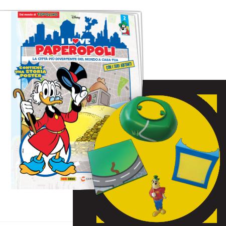I Love Paperopoli # 2