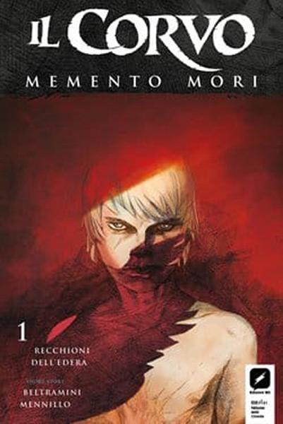 Il Corvo # 1, edição italiana