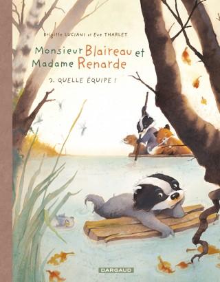 Monsieur Blaireau et Madame Renarde Vol. 3