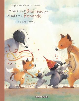 Monsieur Blaireau et Madame Renarde Vol. 5