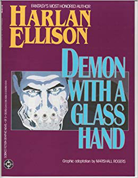 Demon with the glass hand
