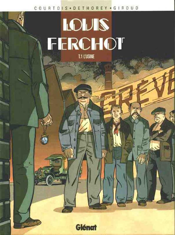 Louis Ferchot - volume 1