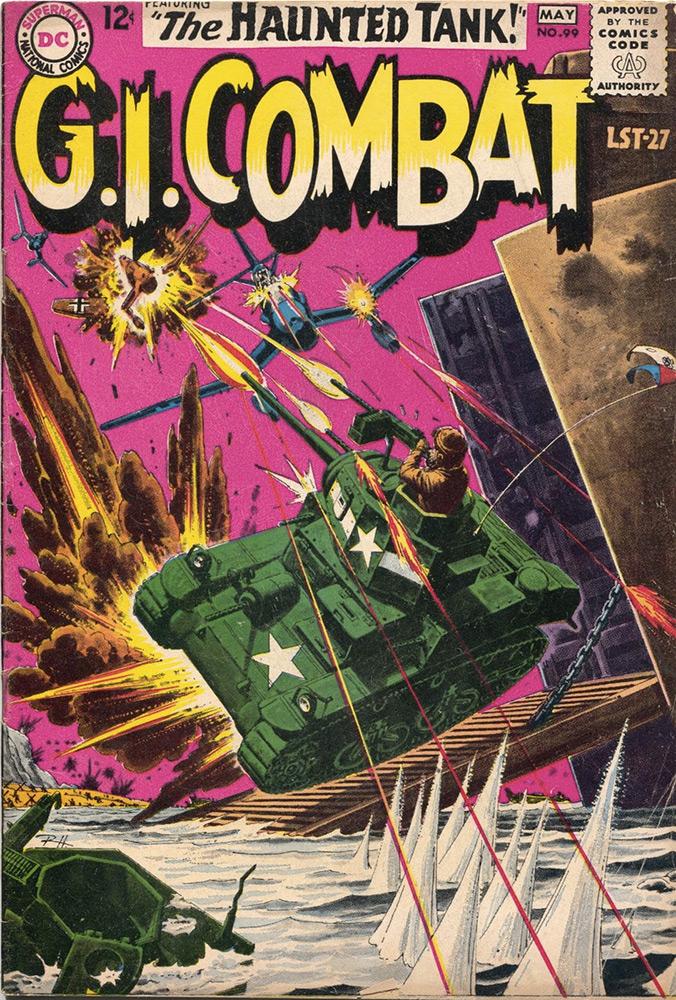 G.I. Combat # 99