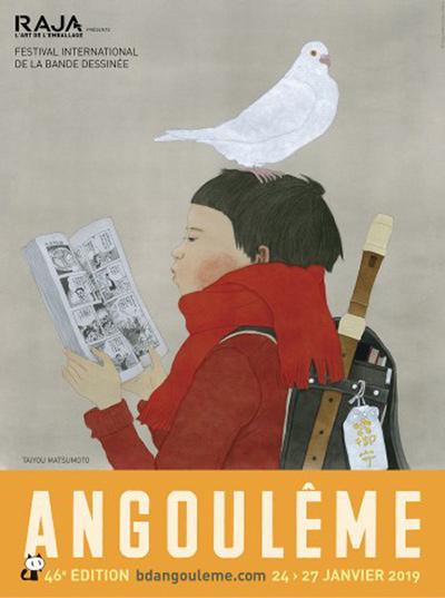 Cartaz do Festival de Angoulême