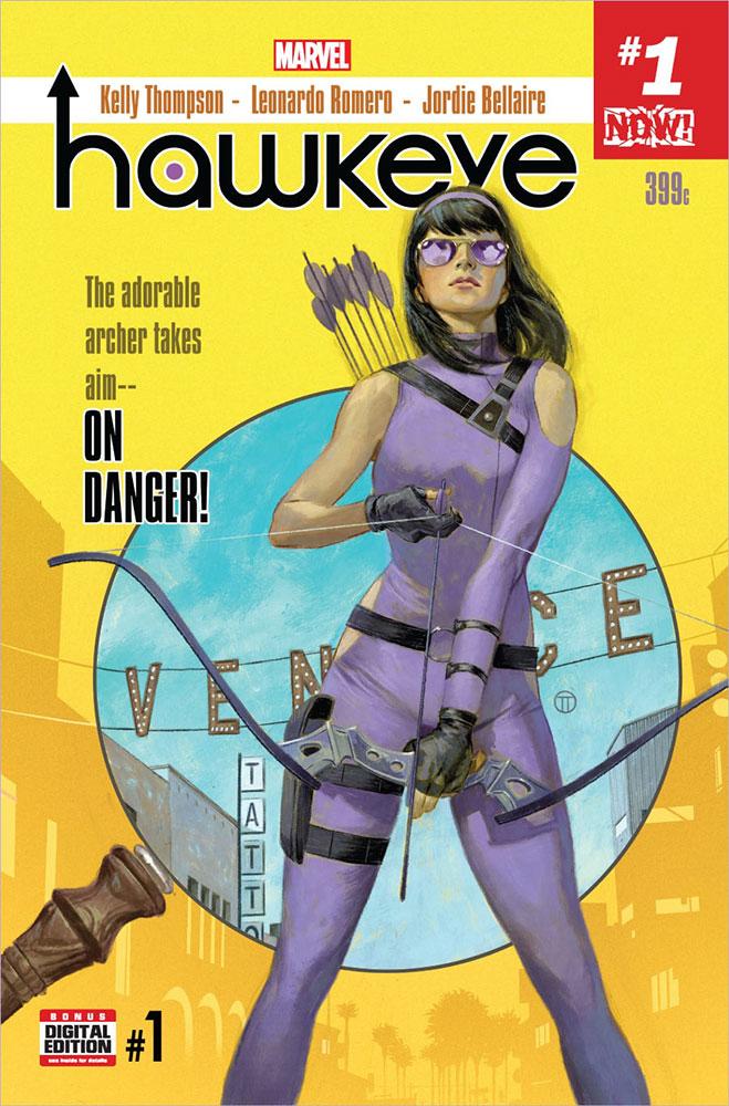 Hawkeye Vol. 5 # 1