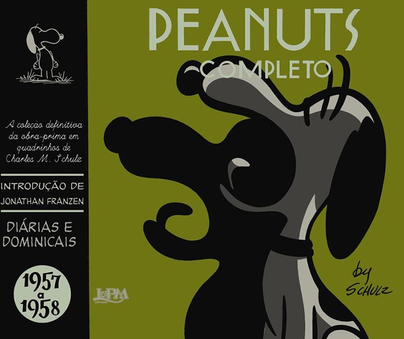 Peanuts Completo – 1957 a 1958 - UNIVERSO HQ