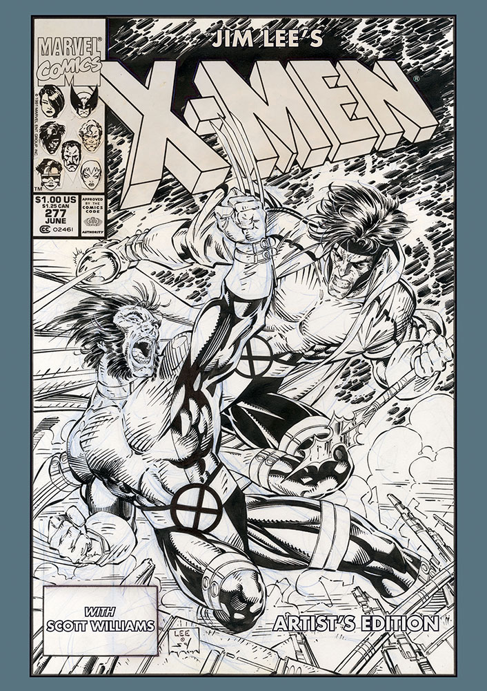 Jim Lee's X-Men Artist's Edition