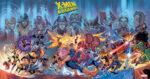 X-Men Legends # 1, de Iban Coello