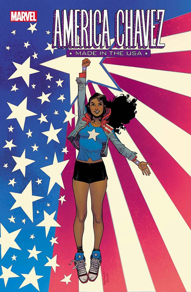 America Chavez # 1