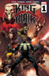 King In Black # 1 - Ryan Stegman, capa principal