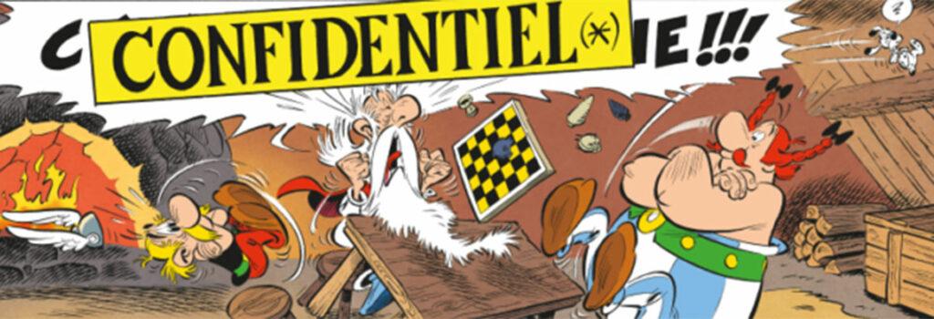 Nova aventura de Asterix