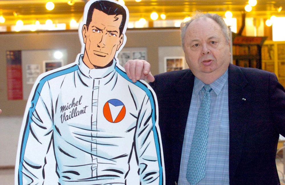 Jean Graton e Michel Vaillant