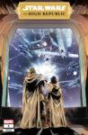 Star Wars - The High Republic, capa de Paolo Villanelli
