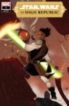 Star Wars - The High Republic, capa de Sway
