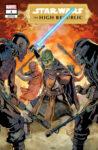 Star Wars - The High Republic, capa de Will Sliney