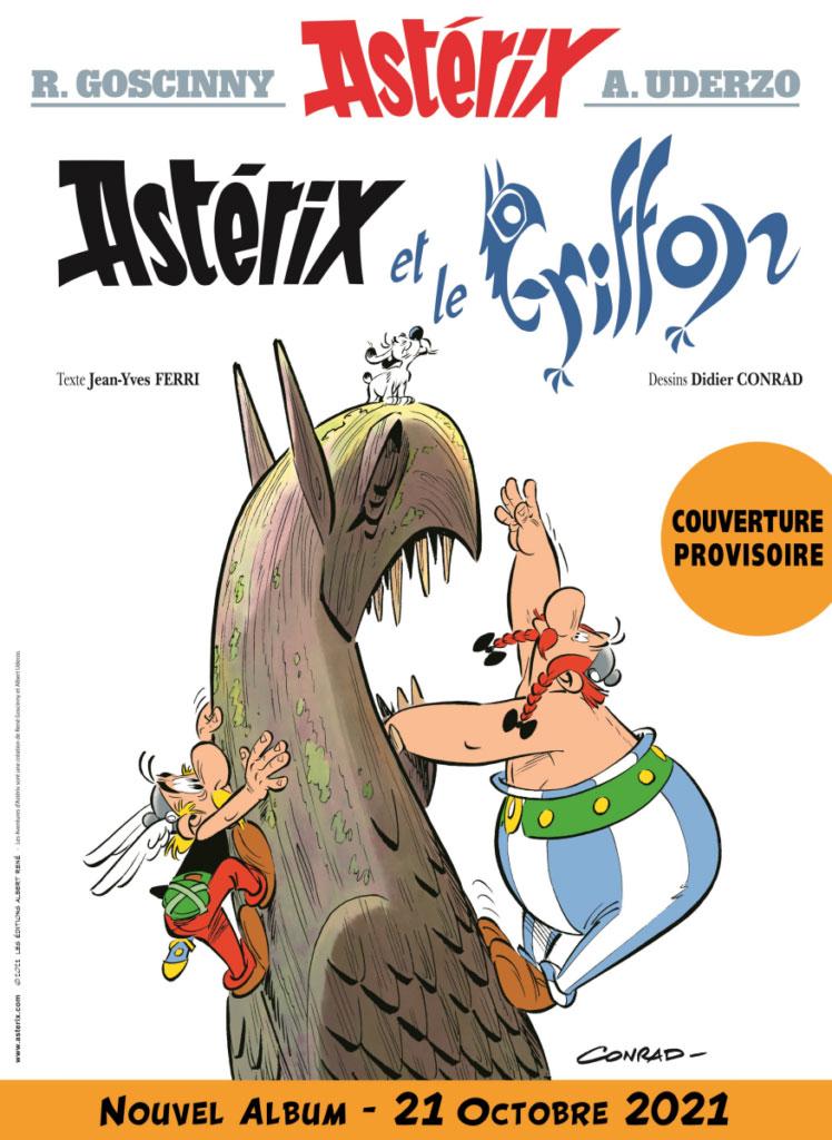 Asterix e o Grifo