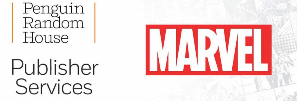 Marvel Comics e Penguin Random House