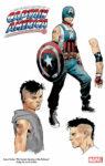 United States of Captain America # 1 - Jan Balzadua