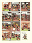 Mickey et les mille Pat, com arte de Thierry Martin